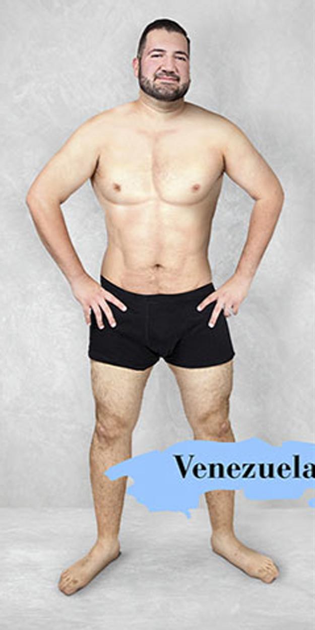 venezuela muskarac
