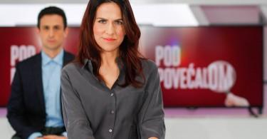 Ivana Ćubela, zamjenica glavne urednice programa Naše TV i urednica i voditeljica dijaloških emisija