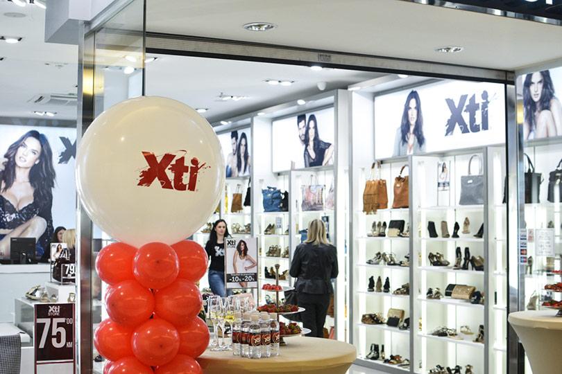 Otvoren Xti footwear store na 1.katu Mepas Malla   Jabuka.tv