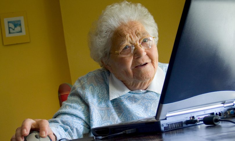 baka na laptopu