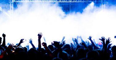 festival, ruke, izlazak