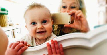 beba selfie