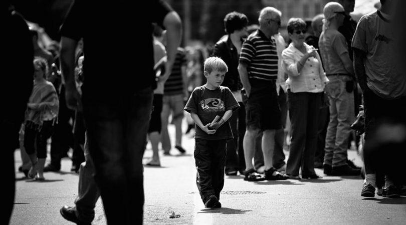izgubljen djecak