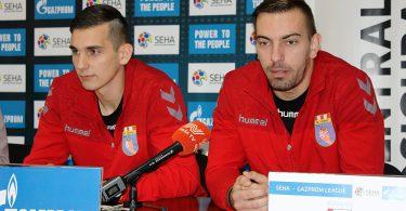 Josip Šarac i Matej Hrstić
