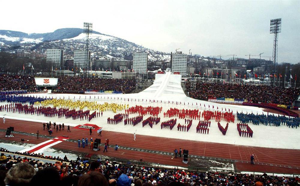 VIDEO: Na današnji dan prije 36 godina otvorene Zimske olimpijske igre u Sarajevu