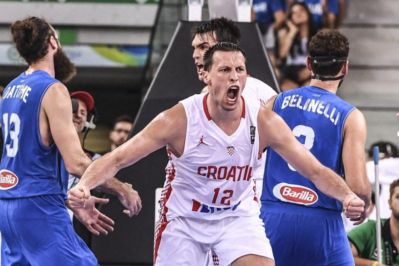 Darko Planinić košarka Hrvatska-Italija