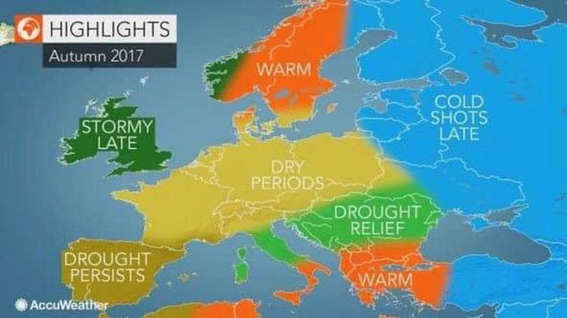 Dugoročna Vremenska Prognoza Evo Kakvo Nas Vrijeme Očekuje