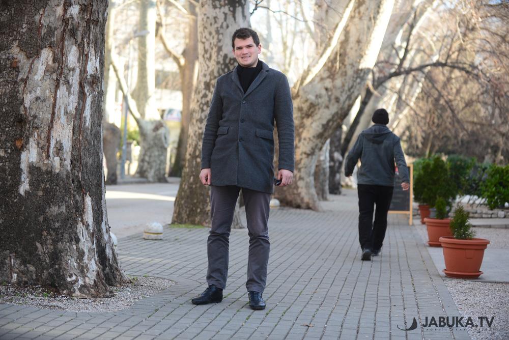 Kristian Marić Online Student Service Mostar