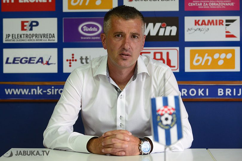 Boris Pavić NK Široki Brijeg