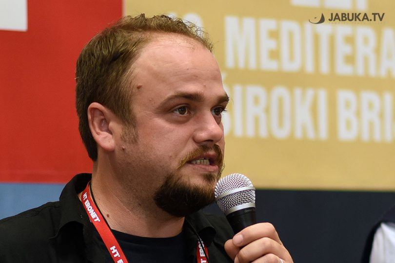 Tomislav Topić MFF Široki Brijeg Kadar