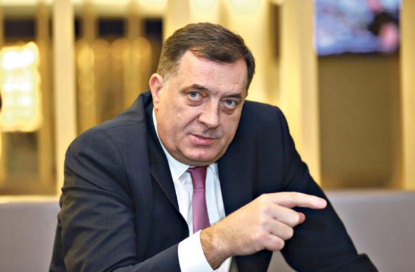 SIPA otkrila identitet osobe koja je prijetila Dodiku – Jabuka.tv