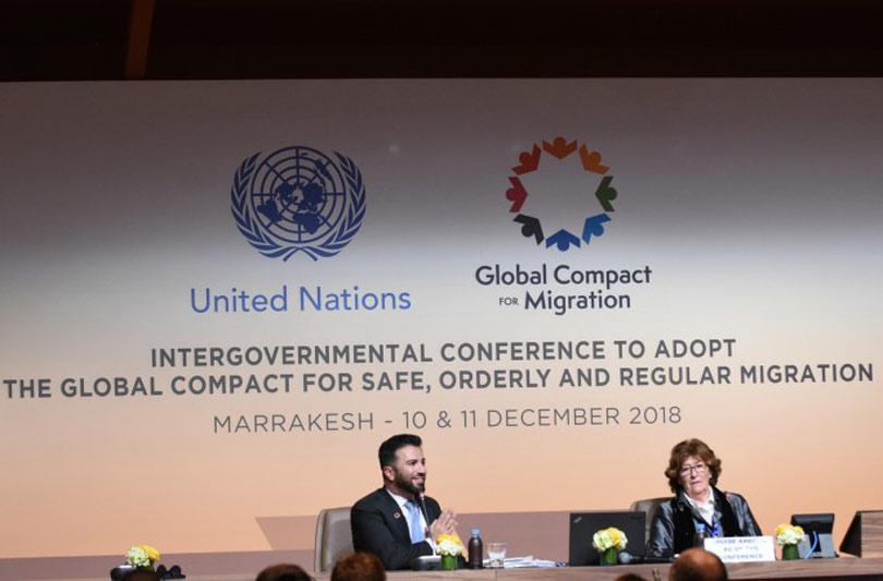Marakeški sporazum UN_Marakes_Sporazum_migracije_Xinhua
