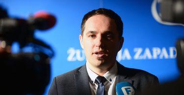 Ivan Jelčić (HDZ BiH) - Izjava za medije