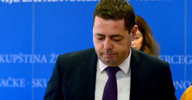 Tomislav Mandić - imenovan kao izaslanik u Dom naroda FBiH