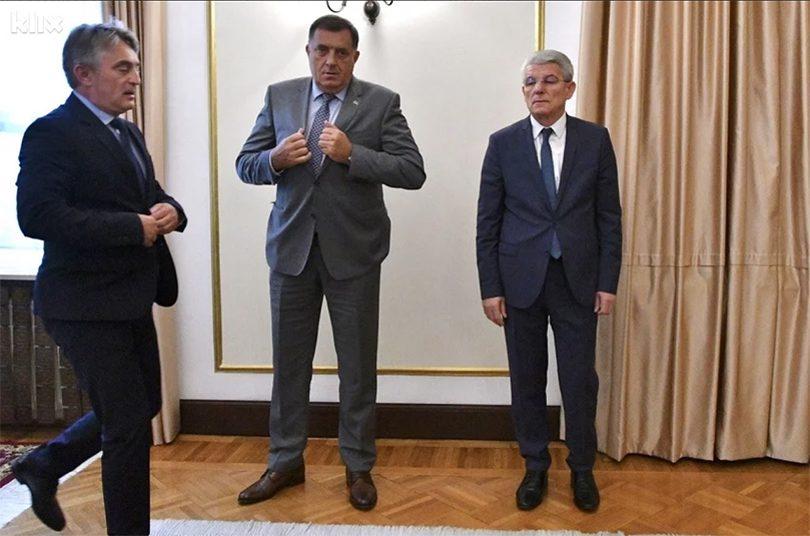 Dodiku, Komšiću i Džaferoviću nijedan predsjednik nije došao u ...