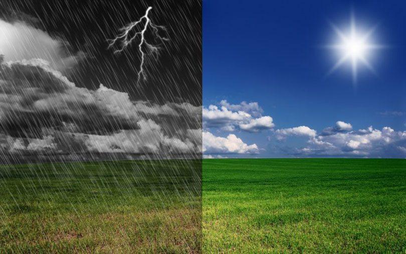 Danas Nas Očekuje Sunačano I Toplo Vrijeme A Od Sutra Stižu