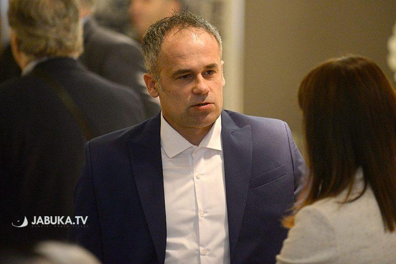 Dalibor Šilić na Skupštini NK Široki Brijeg