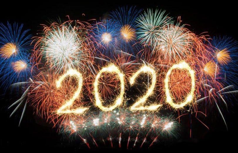 Slikovni rezultat za sretna nova 2020
