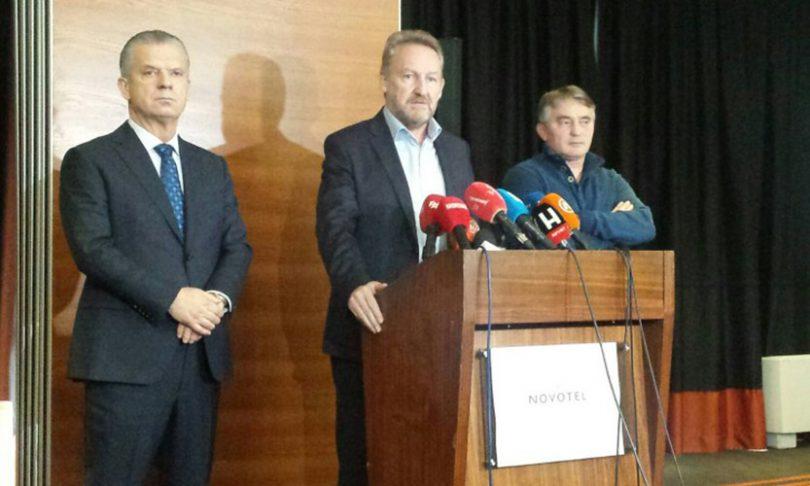 ODRŽAN SASTANAK U SARAJEVU! Izetbegović, Radončić i Komšić  potpisali Sporazum za djelovanje na državnom, entitetskom i kantonalnom nivou!