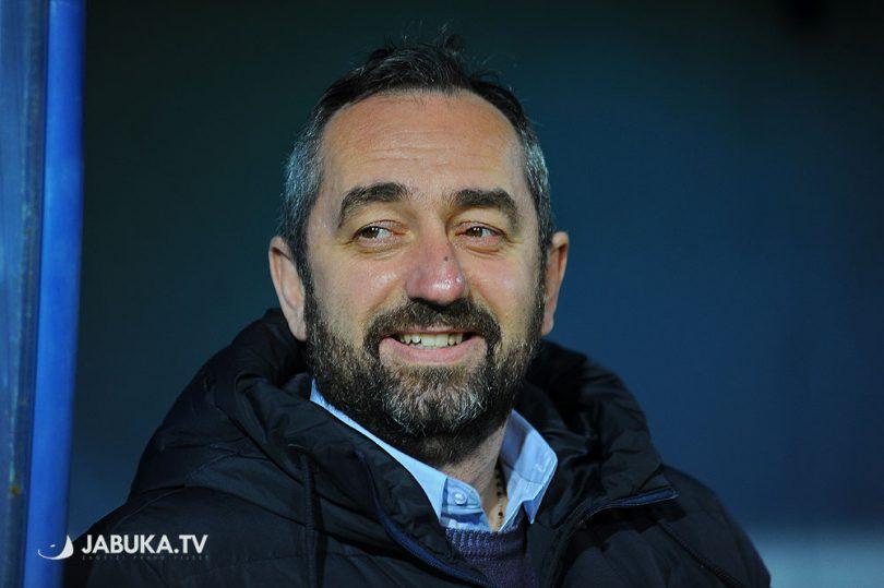 Toni Karačić, osmijeh