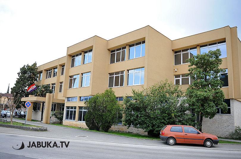 Zgrada Vlade i Skupštine ŽZH u Širokom Brijegu