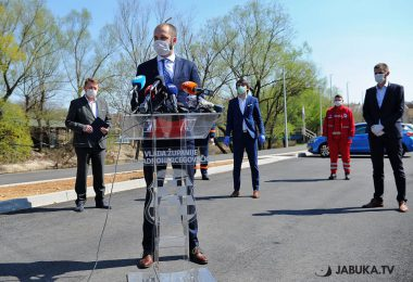 Stipan Zovko, glasnogovornik Stožera civilne zaštite ŽZH