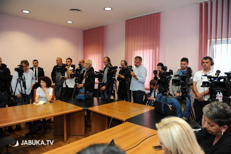 Novinari u Mostaru