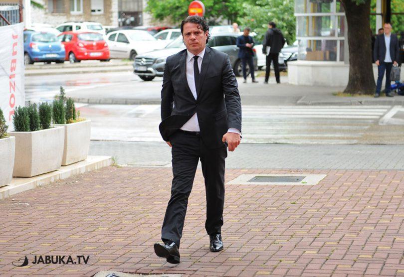 Toni Kraljević, ministar financija i dopredsjednik Vlade Županije Zapadnohercegovačke