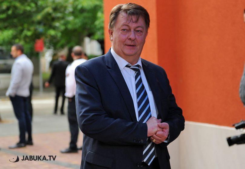 Zdenko Ćosić, predsjednik Vlade Županije Zapadnohercegovačke