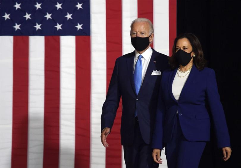 UMJESTO KORONE, ZA EKONOMSKU KRIZU KRIVE TRAMPA! Prvo zajedničko obraćanje Bidena i Kamale: 'Izbori su bitka za dušu Amerike'