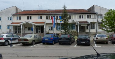 Zgrade policije u Ljubuškoim