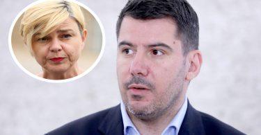 Nikola Grmoja i Sandra Benčić